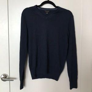 Luxury Sweater - Navy Blue